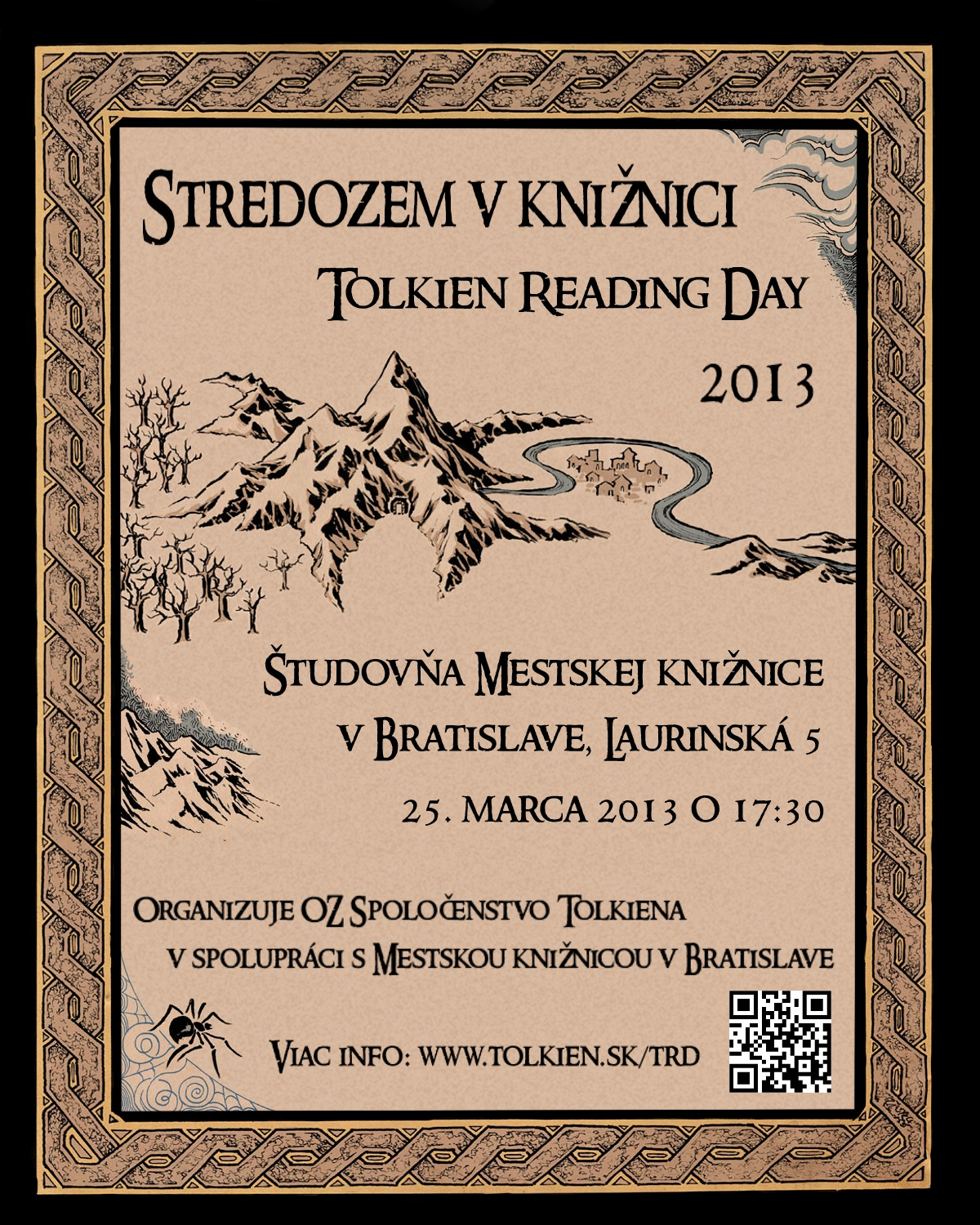 Tolkien Reading Day 2013